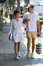 Selma Blair Seen in Los Angeles