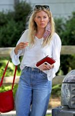 Sienna Miller Out in the Hamptons