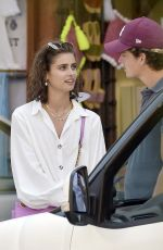 Taylor Hill and her New Boyfriend Daniel Fryer look happy as they are pictured on vacation in Portofino