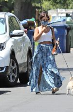 Vanessa Hudgens Out in Los Angeles