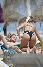 Zara McDermott As she continues her Spanish holiday in Marbella