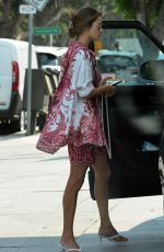 Alessandra Ambrosio Out and about, Brentwood, Los Angeles