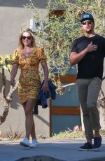 Ali Larter Out and about in Malibu