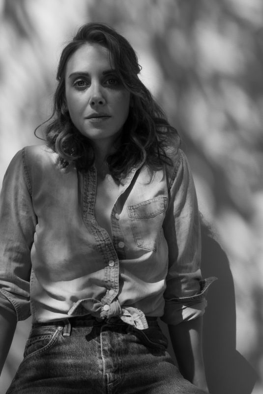 Alison Brie - Dave Franco Photoshoot For Interview Magazine - July 2020