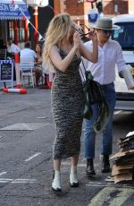 Amber Heard Out with her girlfriend Bianca Butti in London