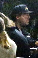 Ashley Benson Having out drinks in Los Angeles in Echo Park