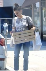 Ashley Greene Out in West Hollywood