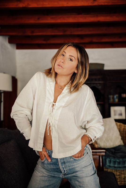 Ashley Tisdale - frenshe.com photoshoot, August 2020