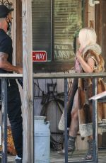 Blac Chyna Bares all as she shoots her new music video in Palm Desert
