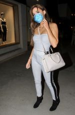 Brighton Sharbino Out and about in LA