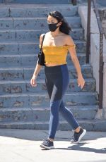 Camila Mendes Out for coffee with friends in Los Angeles