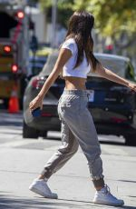 Camila Morrone Out in Beverly Hills