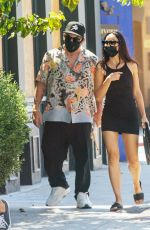 Cara Santana Appears over the moon as she packs on the PDA with new beau Shannon Leto during day long date together