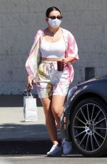 Charli XCX Out in Los Angeles