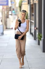Charlotte McKinney Running errands in Los Angeles
