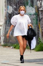 Chloe Sevigny Out for a stroll in New York City