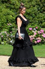 Chloe Sims At The Only Way is Essex TV show filming in London