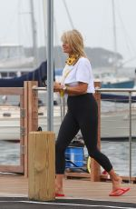 Christie Brinkley Out in The Hamptons