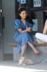 Crystal Reed Out in Los Angeles