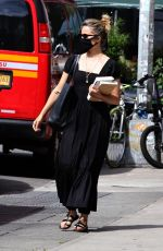 Dianna Agron Out in NYC