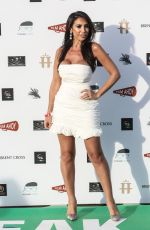 Francine Lewis At BREAK Premiere at The Drive In Club, Brent Cross, London