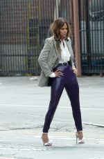 Halle Berry On the set of a photoshoot for Variety in Los Angeles