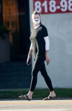 Ireland Baldwin Out to running some errands in LA