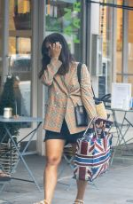 Jenna Coleman Out in Notting Hill