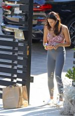 Jenna Dewan Out in Los Angeles