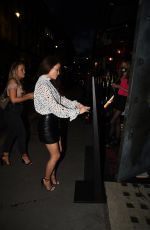 Jess Impiazzi At MNKY HSE Mayfair