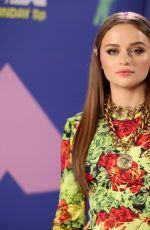 Joey King Attending the MTV Video Music Awards broadcast in New York