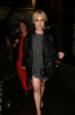Jorgie Porter At the 202 Kitchen Launch Party in Manchester