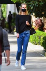 Karlie Kloss Pictured Out and About in New York City