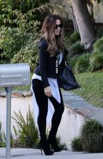 Kate Beckinsale and boytoy Goody Grace look happy running errands together in Pacific Palisades