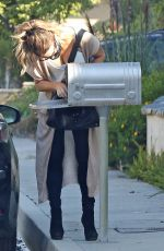 Kate Beckinsale Out and about in LA