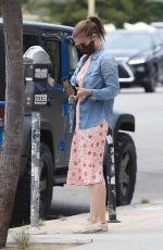 Kate Mara Out and about in LA