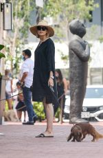 Kelly Rutherford Out shopping in Pacific Palisades