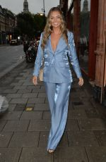Kendall Rae Knight At Club L Summer Launch Event in North London