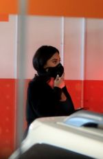 Kim Kardashian Spotted leaving an appointment at Cedars-Sinai hospital in Los Angeles