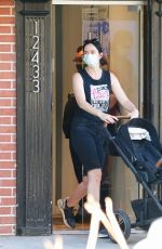Krysten Ritter Shops for legal weed in Los Angeles