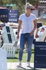 Lindsey Vonn Seen doing a little shopping in Malibu