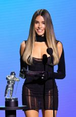 Madison Beer In hot sheer dress at the 2020 MTV Video Music Awards
