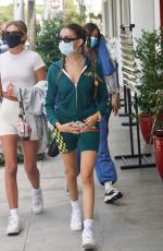 Madison Beer Out for lunch in Beverly Hills