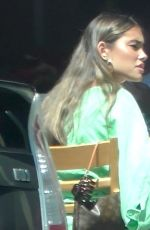Madison Beer Out for lunch in Hollywood