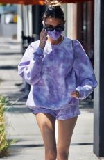 Madison Beer Shows off her chic figure as she is spotted in Beverly Hills