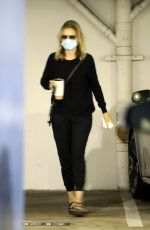Michelle Pfeiffer Out in Santa Monica