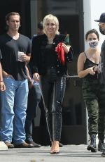 Miley Cyrus Out in Los Angeles
