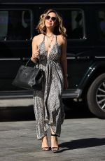 Myleene Klass O&A in London