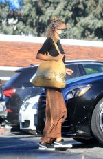 Nicole Richie Outside the Beverly Glen Center in Bel-Air
