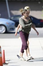 Paris Jackson Out in Los Angeles